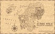 Map of Stros M'kai