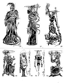 Morrowind Saints