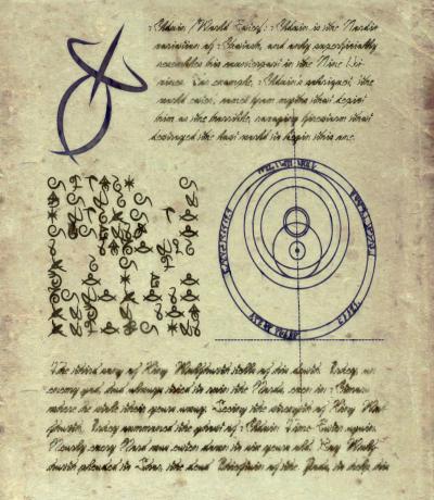 Spostrzeżenia Shalidora (Skyrim)