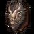 Treasure Trophy Troll Head
