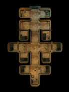 Кантон Телванни тюрьма. План