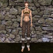 Простые штаны (Morrowind) 1 (жен)