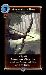 Assassin's Bow (Legends)