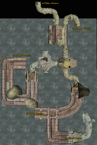 File:Old Mournhold, Bazaar Sewers - Map - Tribunal.png