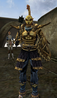 Ordinator Indoril Armor
