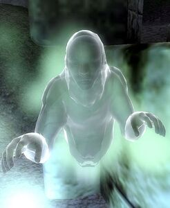 Древний призрак Ancient ghost (Oblivion)