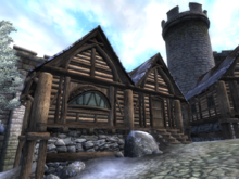 Здание в Бруме (Oblivion) 15