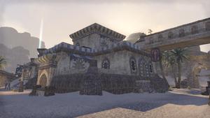 Здание в Козансете 8