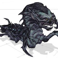 Grafika koncepcyjna Chaurusa