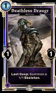 Deathless Draugr (Legends) DWD