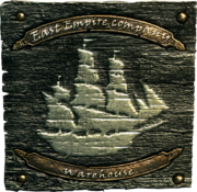 East empire sign