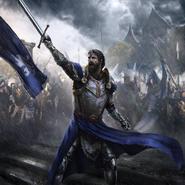 Emeric, Covenant King card art