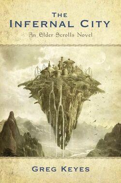 Infernal City copertina