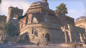 Здание в Причале Абы 16