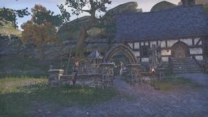 Здание в замке Алькаир 5