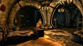 Поместье Северинов - главная спальня