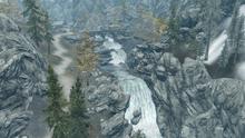 Рифт — водопады на Чёрной реке