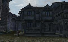 Серебряный дом на воде