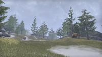 Сиродил (Online) — Мамонты в Вечнозелёных утёсах