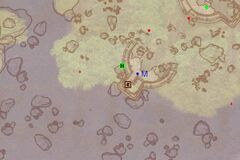 Форт Красная Вода (экстерьер). План