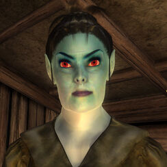 Adosi Serethi face