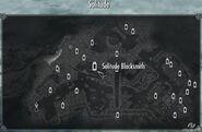 Beirand map skyrim