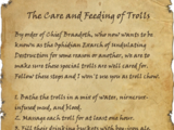 The Care and Feeding of Trolls