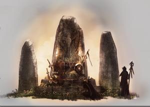 Святилище Кин (концепт-арт)