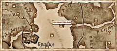 Часовня Кадлью map