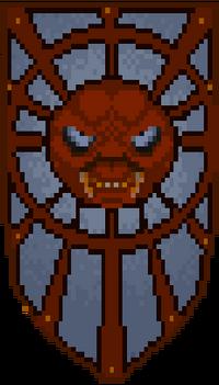 Arena - Kite Shield version 2