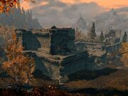 Fort Zielony Mur 1 (Skyrim)