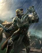 Fortress Watchman card art