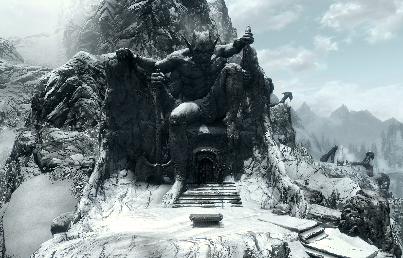 Shrine of Mehrunes Dagon | Elder Scrolls | FANDOM powered by