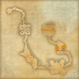 Залы Мучений (план)