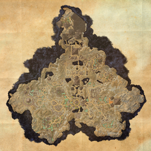 Coldharbour Map