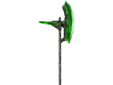 Glass Halberd