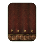 Вычурная Мантия 6 (Morrowind) сложена