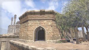 Здание в Причале Абы 13