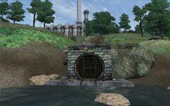Имперская канализация - юго-восточный выход