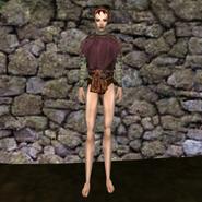 Простая рубашка (Morrowind) 14 (жен)