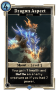Dragon Aspect 3 (Legends) DWD