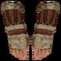 Fur Gauntlets (Oblivion)