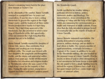 House Tamrith A Recent History Pages 3-4