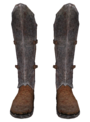 Iron Boots (Oblivion) Female