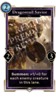 Legends Premium Card Beta DWD