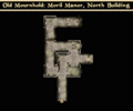 Old Mournhold, Moril Manor, North Building - Map - Tribunal.png