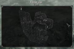 Ravenscar Hollow plan
