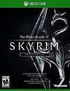 Skyrim SE XboxOne Cover