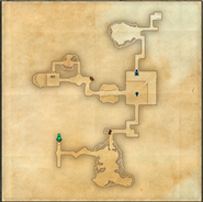 Veteran Direfrost Keep Map