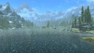 Half-Moon Mill - Lake Ilinalta (Skyrim)